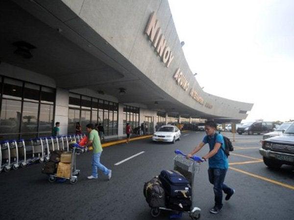 naia bureau of immigration inquirer file photo