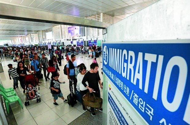immigration office at naia